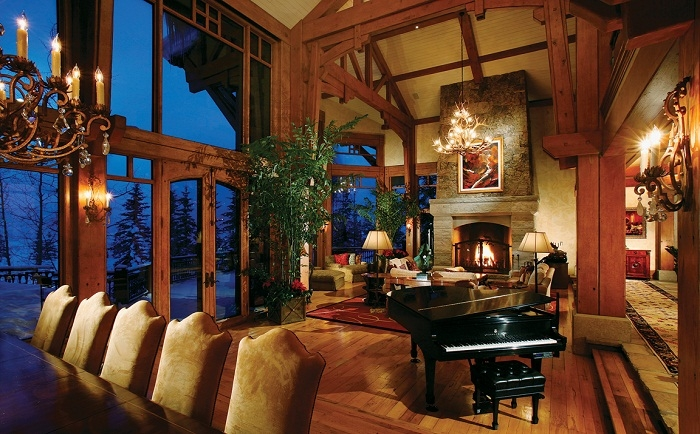 Kışın Kaçamak Yapabileceğiniz En Güzel Dağ Evleri galerisi resim 1