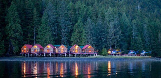En Pahalı Kamp Alanları