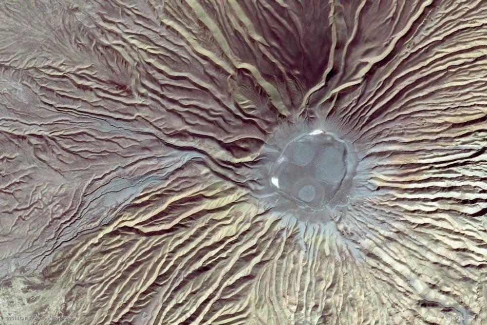 Google Maps'teki En Garip Doğa Görüntüleri galerisi resim 1