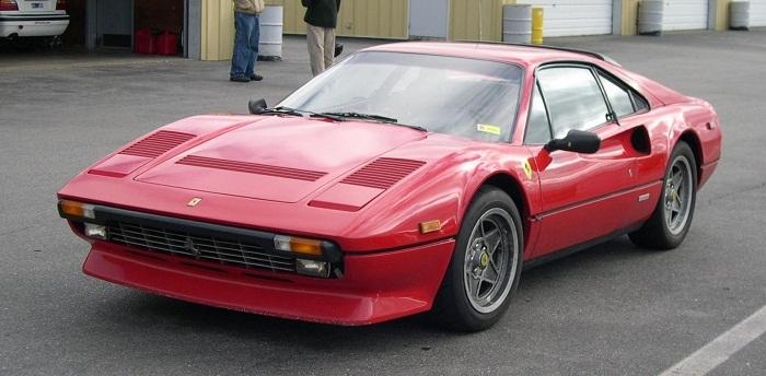 Nadir Bulunan Eski Ferrari Modelleri galerisi resim 1
