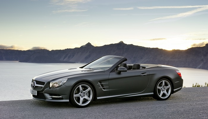 En Hızlı Mercedesler galerisi resim 1