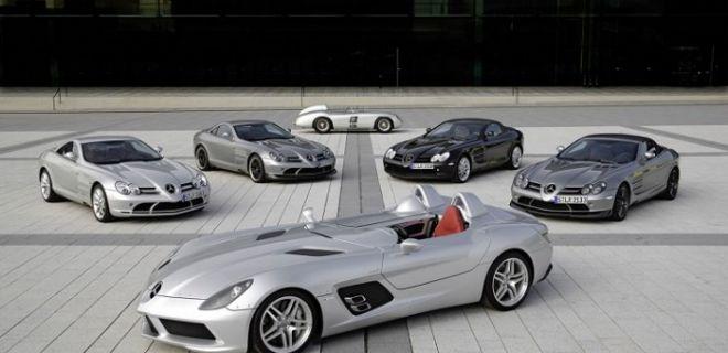 En Hızlı Mercedesler