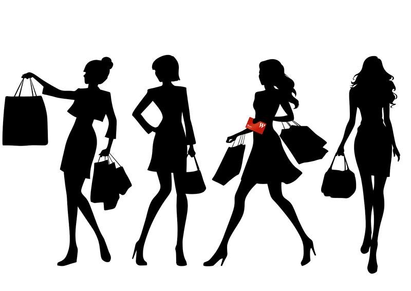 fashion silhouette description - 736×520