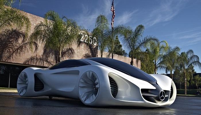 Geleceğin Arabaları galerisi resim 1