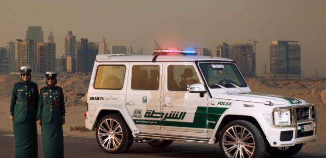 Dünya Ülkelerinde Kullanılan Polis Arabaları