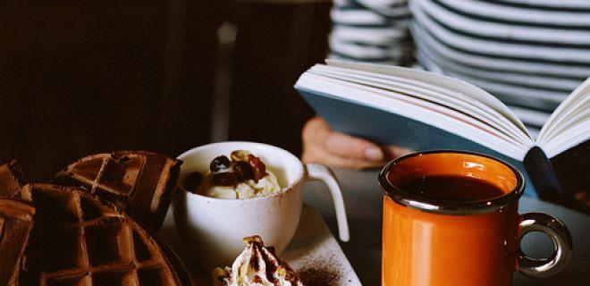 İstanbul'da Kitap Okuyabileceğiniz Cafeler