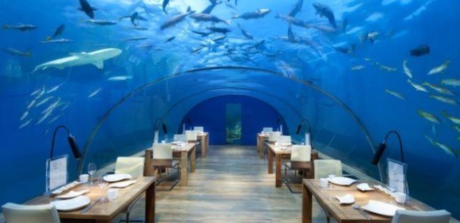 Dünyadaki Sıradışı Restoran ve Oteller