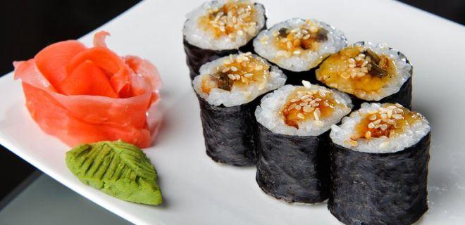İstanbul'un En İyi Suşi Restoranları