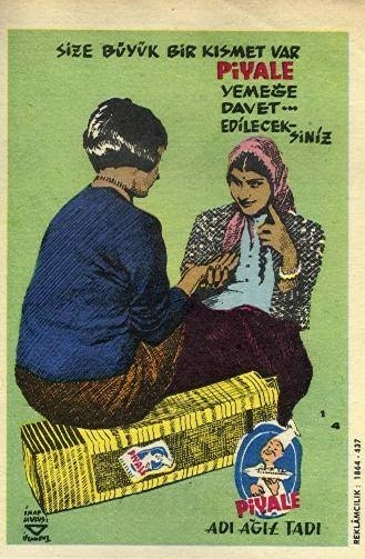 Nostaljik Reklam Afişleri galerisi resim 1