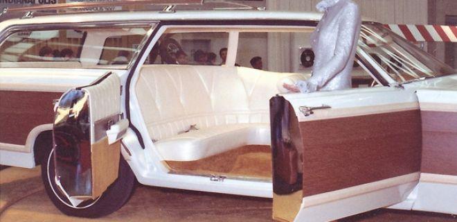 1969 Detroit Autoshow'dan Kareler