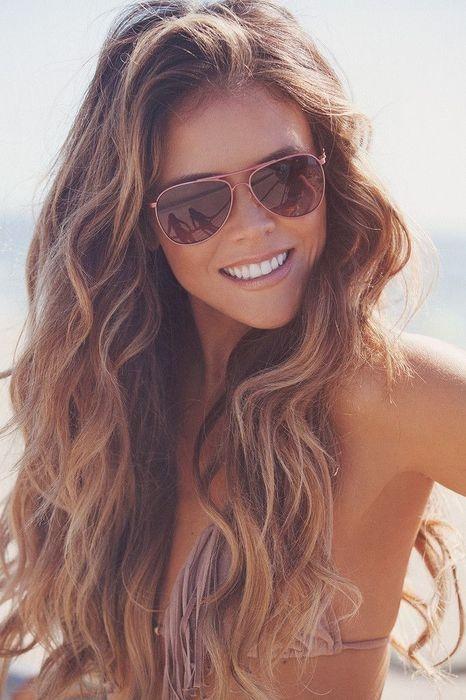 Plajda En Güzel Saç Modelleri galerisi resim 4