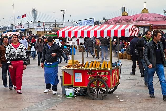 İstanbul'un En Meşhur Sokak Lezzetleri galerisi resim 7