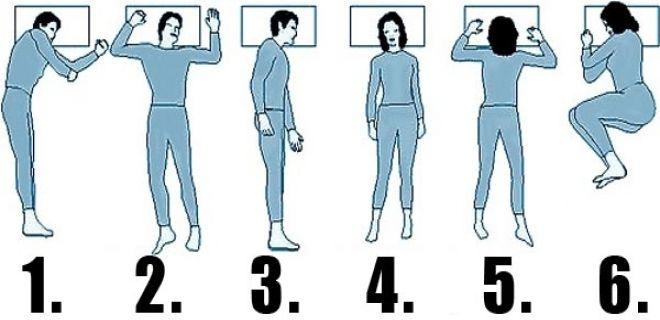 Uyku Pozisyonu Karakterinizi Ele Veriyor