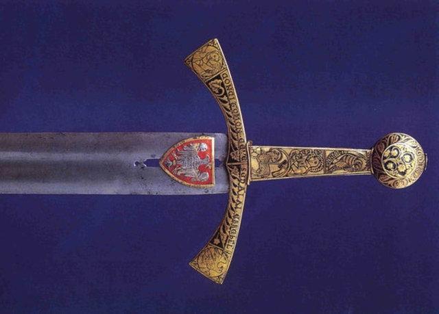 Tarihte Önemli Yerleri Olan Kılıçlar galerisi resim 15