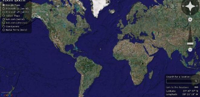 Dünyada Google'ın Bile Giremediği 12 Yer