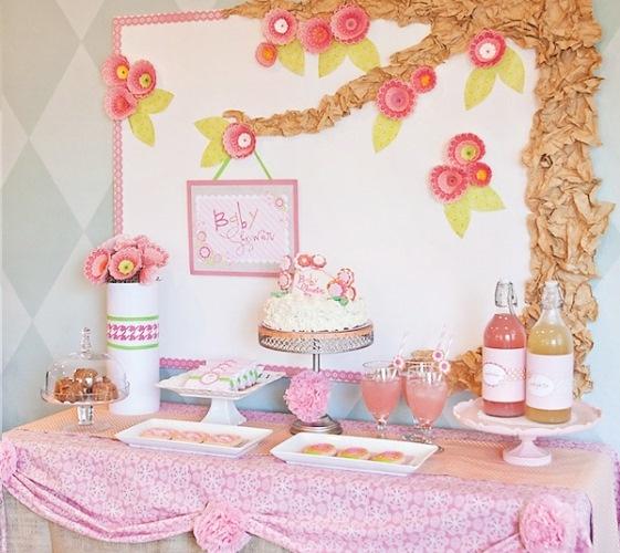 En Güzel Baby Shower Masaları ve Aksesuarları galerisi resim 17