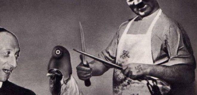 Hitler'i Eleştiren Sanatçı: Heartfield