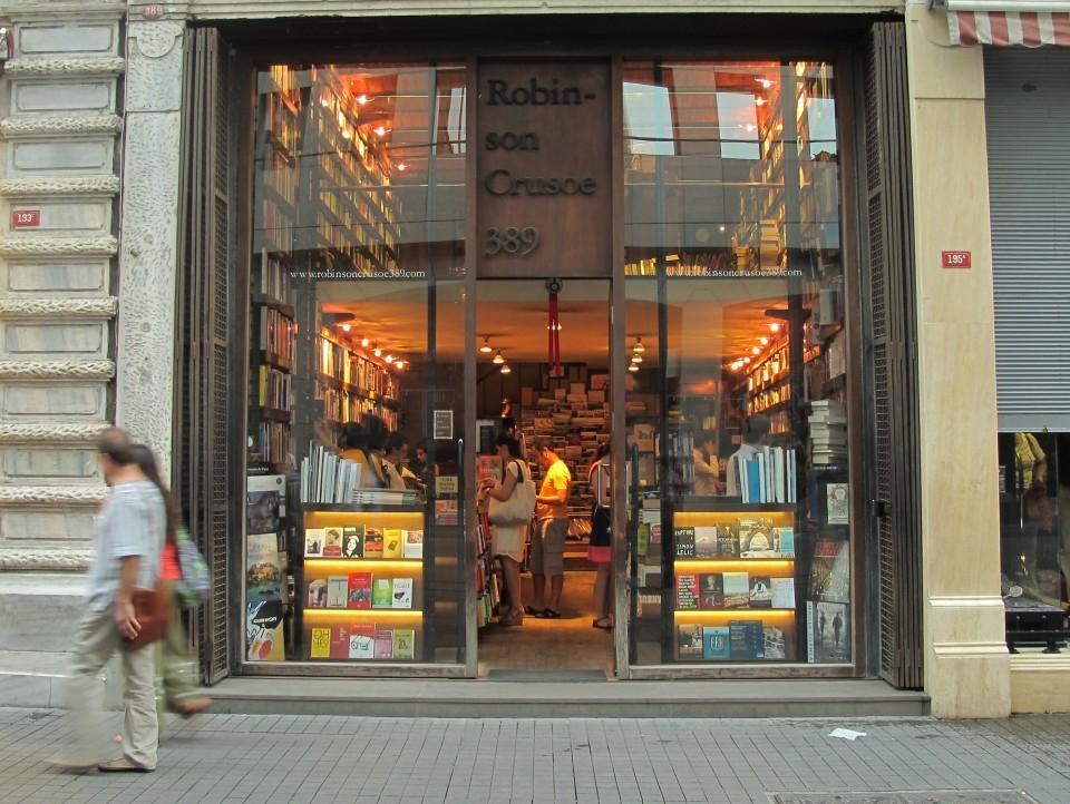 İstanbul'daki En Güzel Butik Kitapçılar galerisi resim 1
