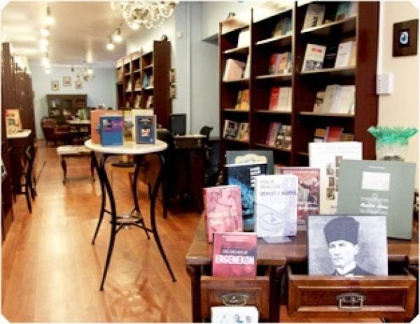 İstanbul'daki En Güzel Butik Kitapçılar galerisi resim 7