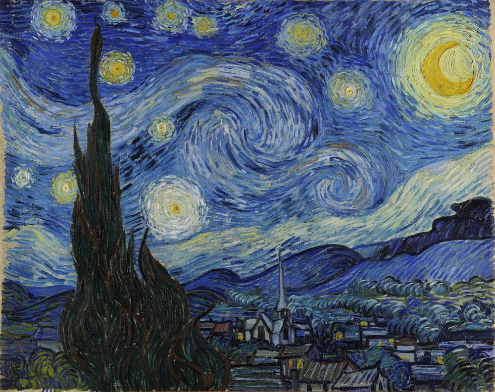 Dünyaca En Ünlü 5 Tablo galerisi resim 4