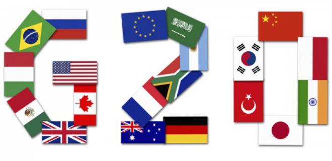 G20'ye Katılan Ülkeler
