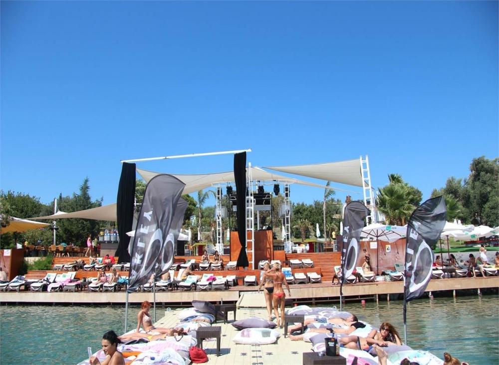 Çeşme'nin En İyi Beach Club'ları galerisi resim 8