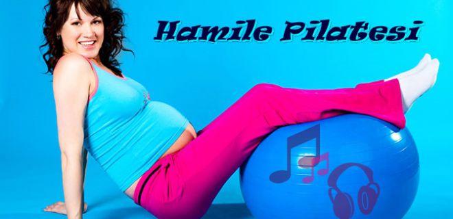 Hamile Pilatesi Hareketleri