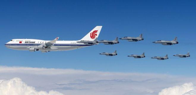 En Lüks Başkanlık Uçakları