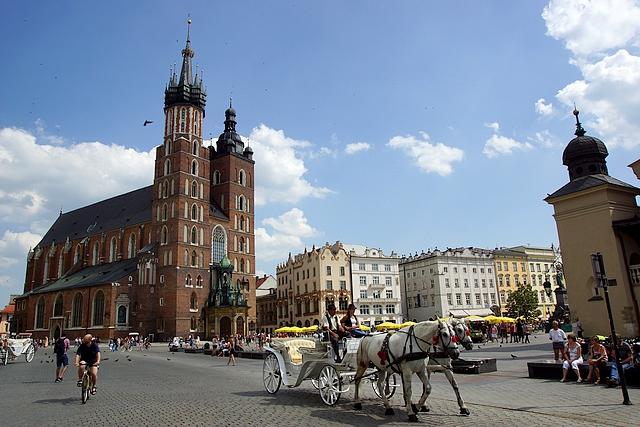 Krakow'da Gezip Görmeniz Gereken Yerler galerisi resim 1