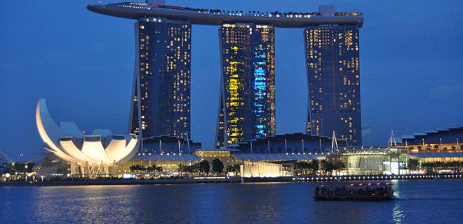 Singapur'da Gezip Görmeniz Gereken Yerler