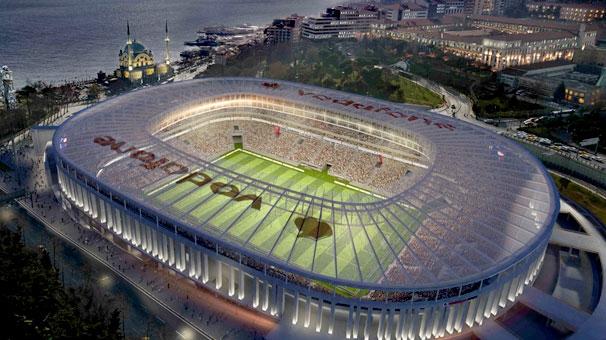 Beşiktaş Stadı İnşaatındaki Efsane Uyarı Levhaları galerisi resim 1