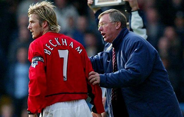 David Beckham Hakkında Bilmediğiniz 10 Şey galerisi resim 1
