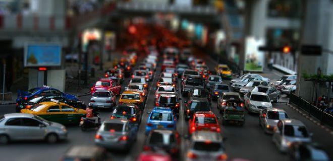 Dünyada Trafiğin En Yoğun Yaşandığı Şehirler
