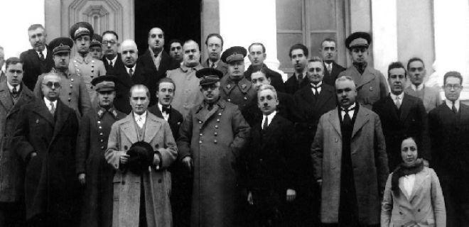 Atatürk'ün Her Daim Yanında Olan Arkadaşları