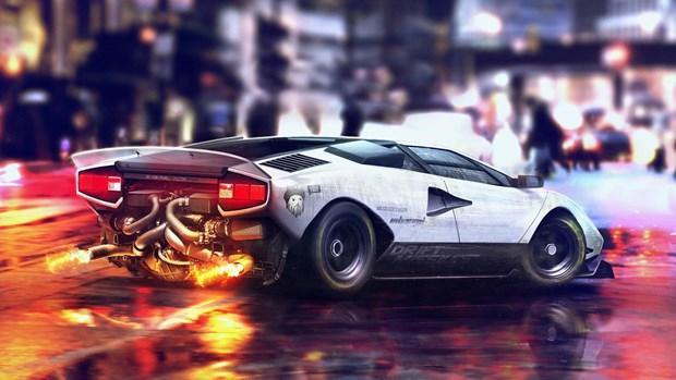 Hayalindeki Arabaları Photoshopla Baştan Tasarladı galerisi resim 20