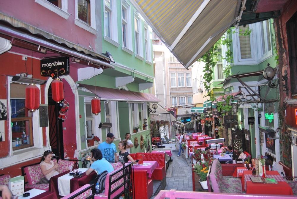 İstanbul'un Tarihi Sokakları galerisi resim 3