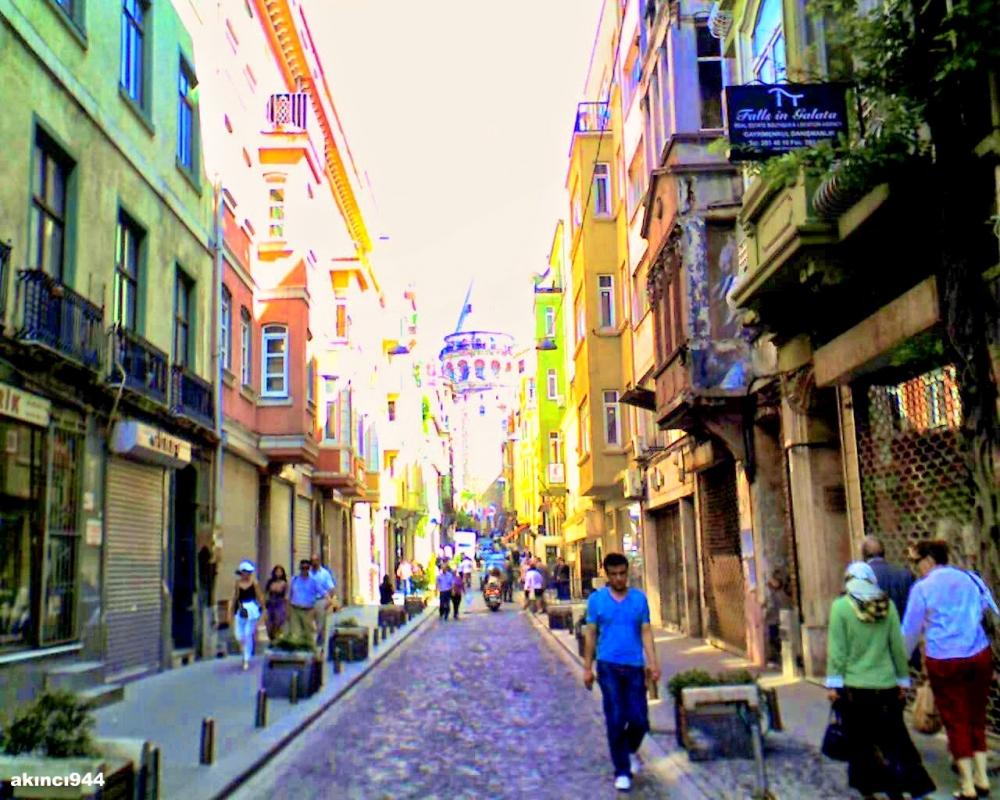 İstanbul'un Tarihi Sokakları galerisi resim 6