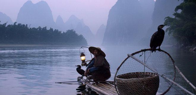 Çin'de Sanayinin El Sürmemiş Olduğu Muazzam Topraklar