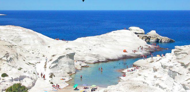 Yunanistan'da Görülmesi Gereken Sahiller