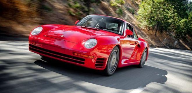 Porsche 959 Hakkında Merak Edilenler