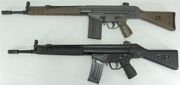 PKK Terör Örgütünün Kullandığı Silahlar galerisi resim 1