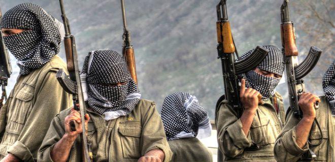 PKK Terör Örgütünün Kullandığı Silahlar