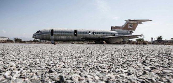 Kıbrıs'ın Terk Edilmiş Havalimanı: Lefkoşa Havalimanı