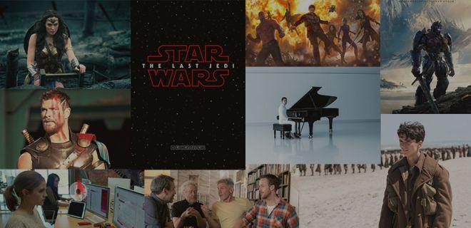 2017'de Vizyona Girecek Filmler