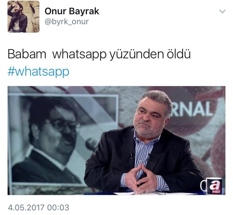 WhatsApp Çöktü Twitter Yıkıldı galerisi resim 2