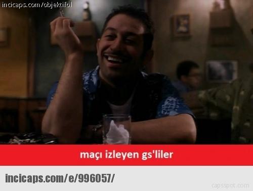 Beşiktaş Fenerbahçe Derbisi Sonrası Capsler galerisi resim 1