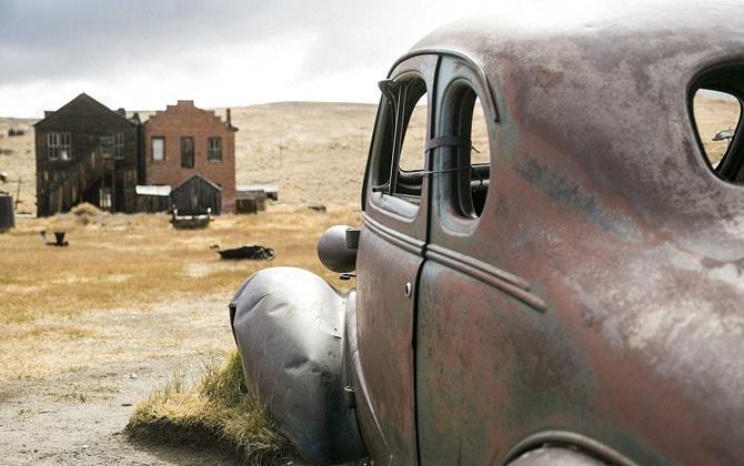 ABD'deki Ünlü Hayalet Kasaba: Bodie galerisi resim 1