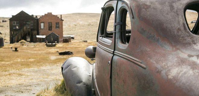 ABD'deki Ünlü Hayalet Kasaba: Bodie