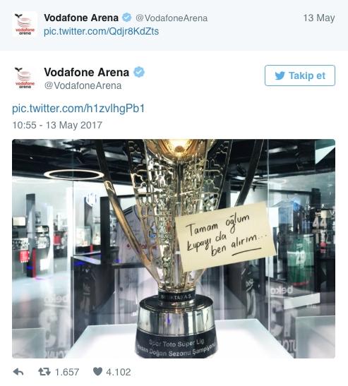 Geçtiğimiz Günlerin En Komik Spor Tweetleri galerisi resim 8