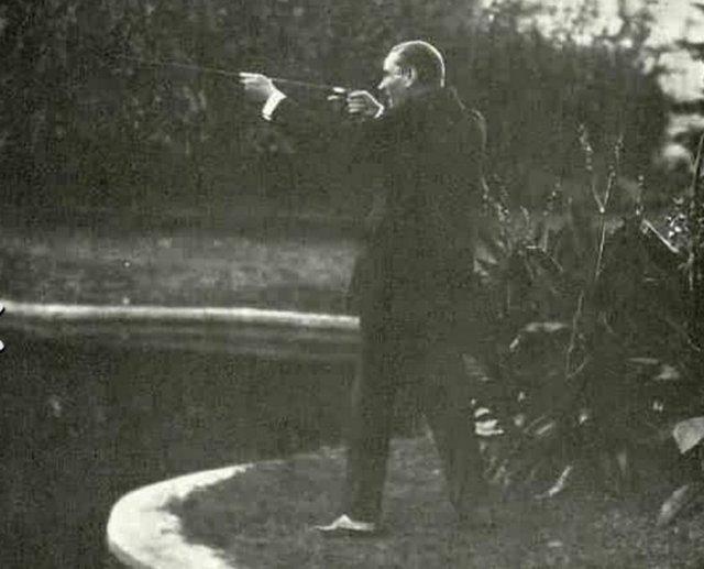 Mustafa Kemal Atatürk'ün İlk Defa Göreceğiniz Albümü galerisi resim 10